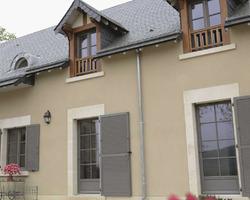 Bourgogne Miroiterie Fermetures - Saint-Loup-de-Varennes - Beaune - Volet