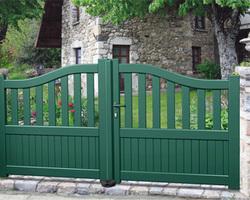 Bourgogne Miroiterie Fermetures - Saint-Loup-de-Varennes - Beaune - Portail