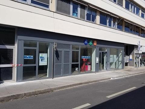 Chantier agence MMA Alexandre BIAJOUX à Chalon-sur-Saône